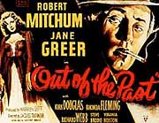 Out of the past in The film noir, thrillers and co database