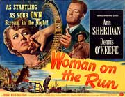 Woman on the run in the Crime film database